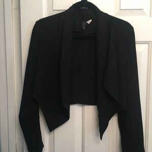 H&M cropped jacket